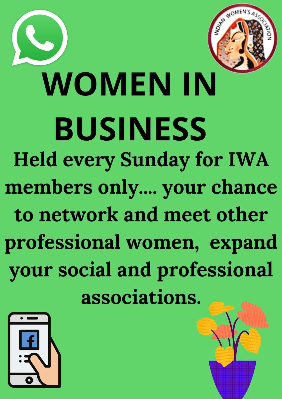 Women in Business by IWA Qatar