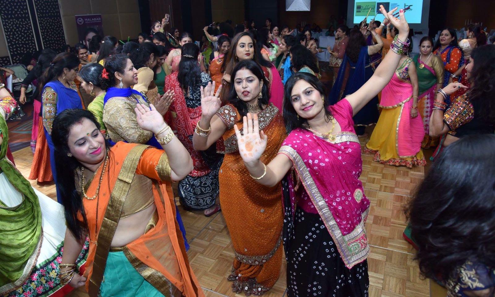 Dhamakedar Dandia and Diwali Event
