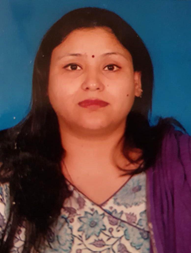 Mrs.Krati gaur Nakra